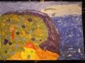 κάτι μπλε-εργαστήρι εικαστικών (έργα διάσημων ζωγράφων)2