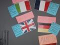 μια καρτ ποστάλ- εργαστήρι καταγραφής των διαφορών