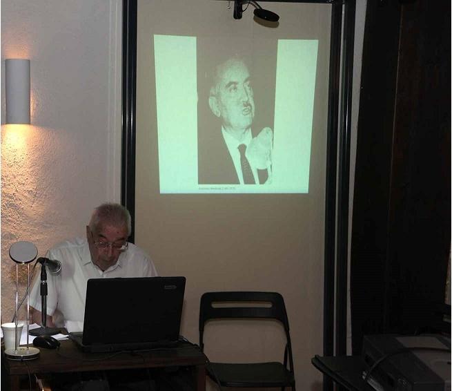 06-06-2016 Η πολιτική ζωή της Κοζάνης και η γεωπολιτική της θέση.