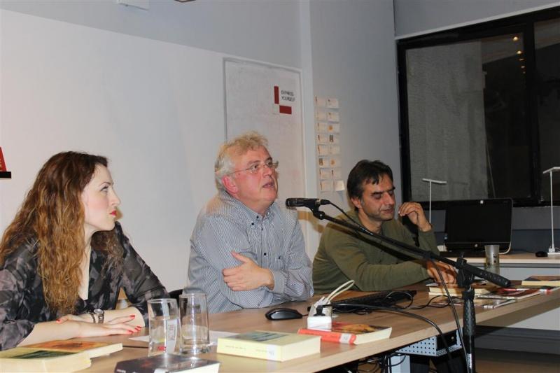 23-10-2015 Αφιέρωμα στον Λογοτέχνη  Μιχάλη Πιτένη.