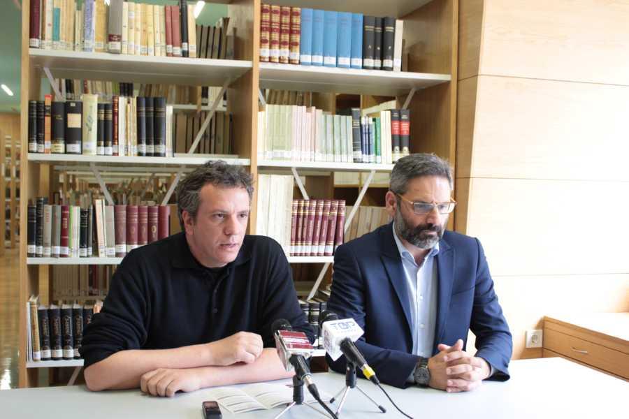 Ξεκινούν οι εκδηλώσεις για τα εγκαίνια του νέου κτιρίου της Κοβενταρείου  Δημοτικής Βιβλιοθήκη edbc94b3930