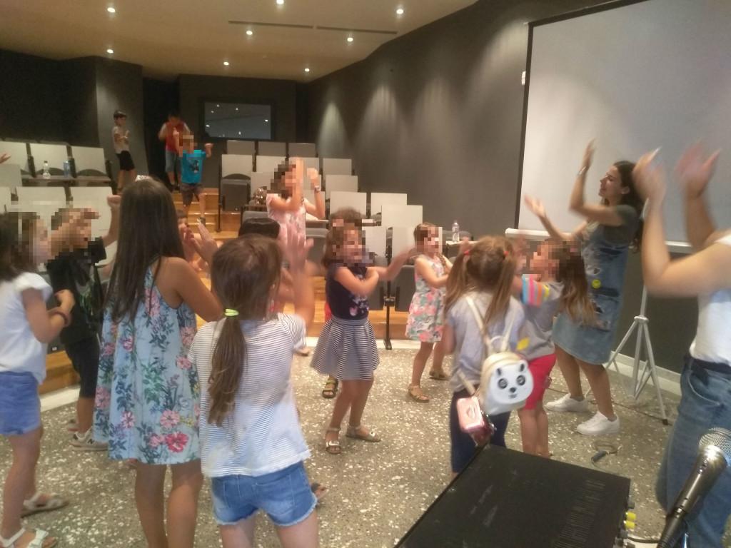 31-07-2019 Καλοκαιρινή Εκστρατεία 2019 : «Η βιβλιοθήκη των Απίστευτων Καλών Παιδιών»