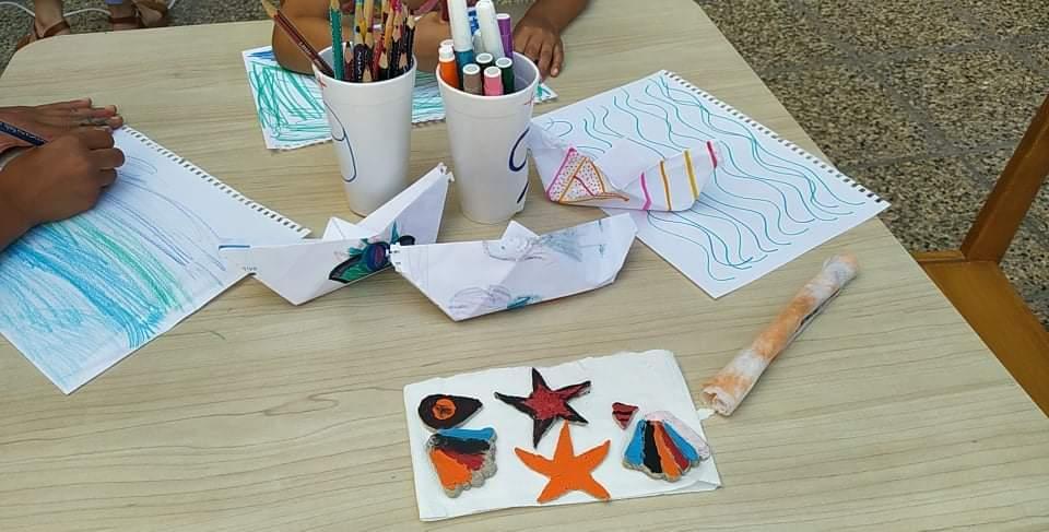 20-07-2021 Μαθαίνω για την θάλασσα
