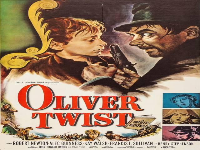 26-07-2021 Θερινό Σινεμά στη Βιβλιοθήκη: Oliver Twist